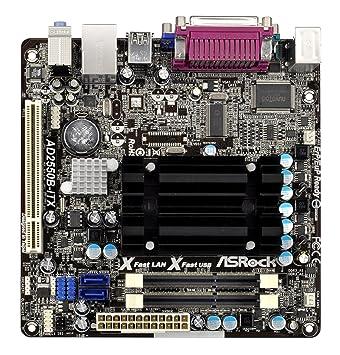Asrock AD2550B-ITX X64 Driver Download