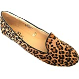 adb42d398d3 Shoes8teen Womens Faux Suede Loafer Smoking Shoes Flats 3 Colors