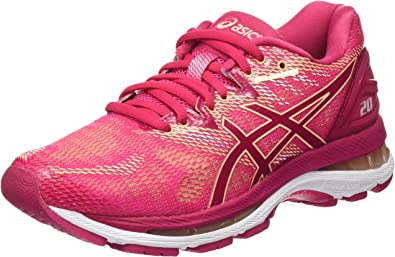 Amazon.com: Asics Gel-Nimbus 20 para mujer zapatillas de ...