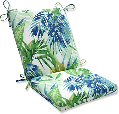 Pillow Perfect Outdoor/Indoor Soleil Square Corner Chair Cushion