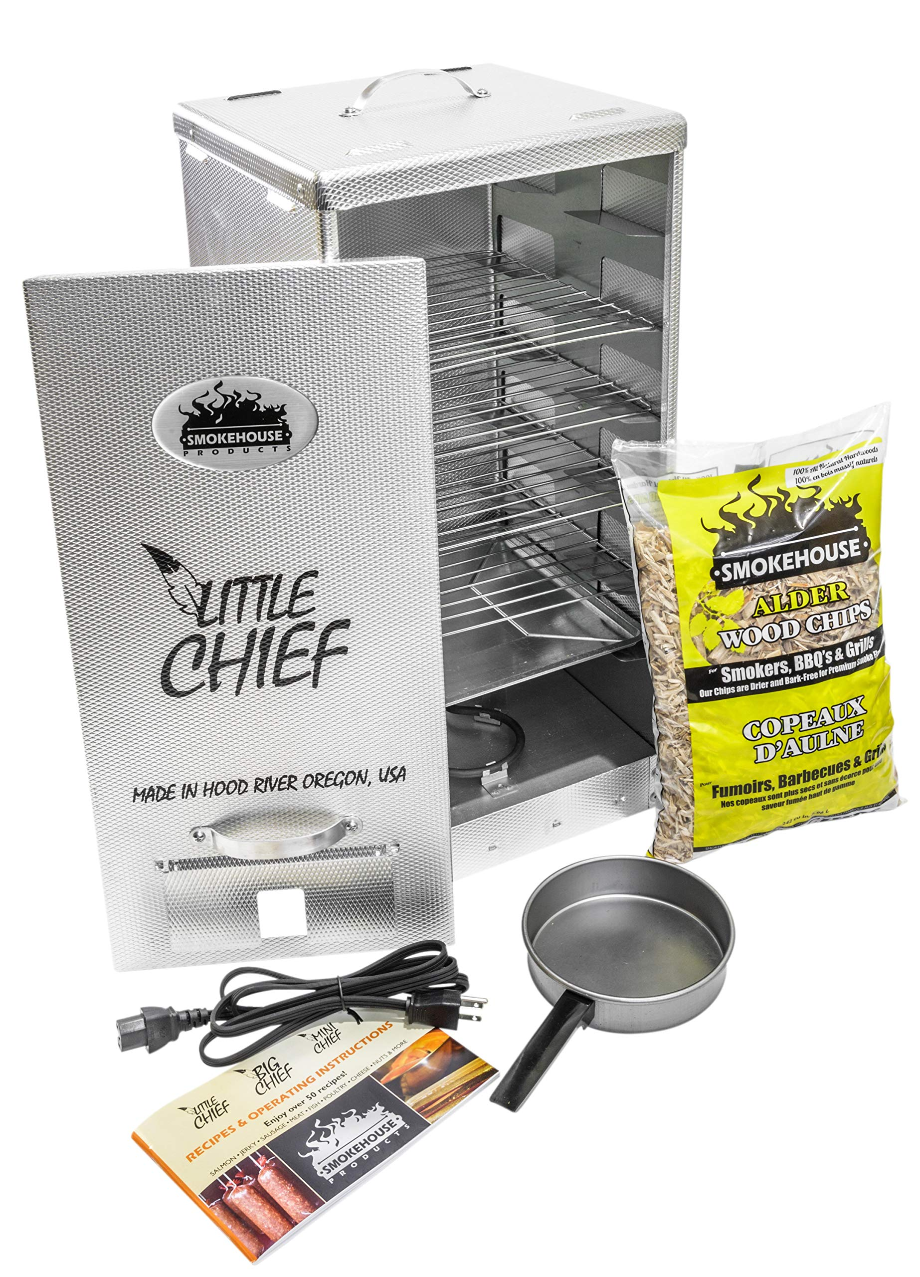 Smokehouse Products Little Chief Front Load Smoker by Smokehouse