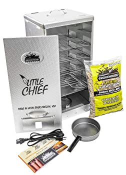 Smokehouse Products Little Chief Front Load Smoker - Best Electric Smoker Under 200
