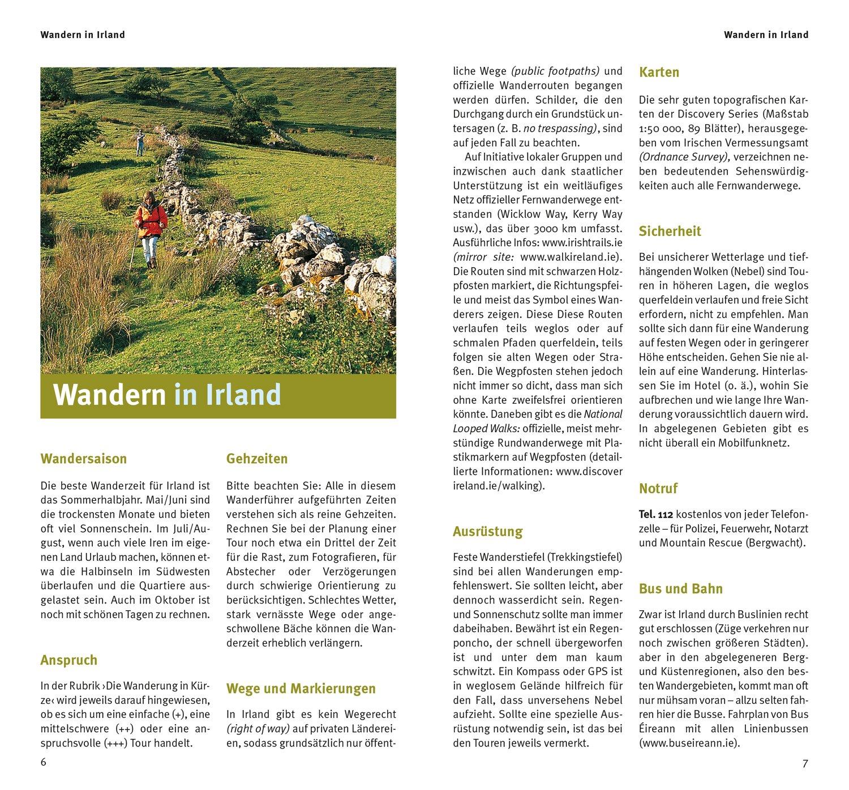 DuMont Wanderführer Irland: Amazon.de: Andreas Stieglitz: Bücher