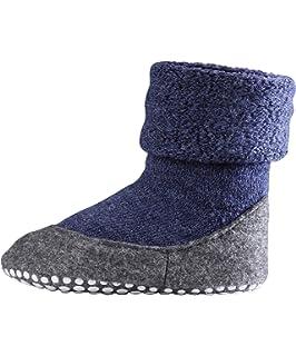 FALKE Kinder rutschfeste Socken Cosyshoe 90% Schurwolle