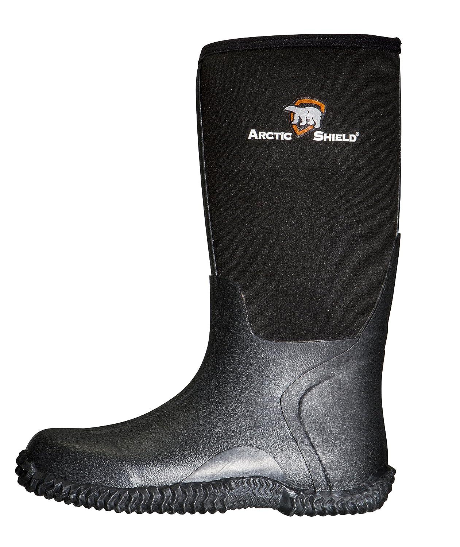 deaa6d2ae91ad Amazon.com | ArcticShield Men's Waterproof Durable Insulated Rubber  Neoprene Outdoor Boots | Rain