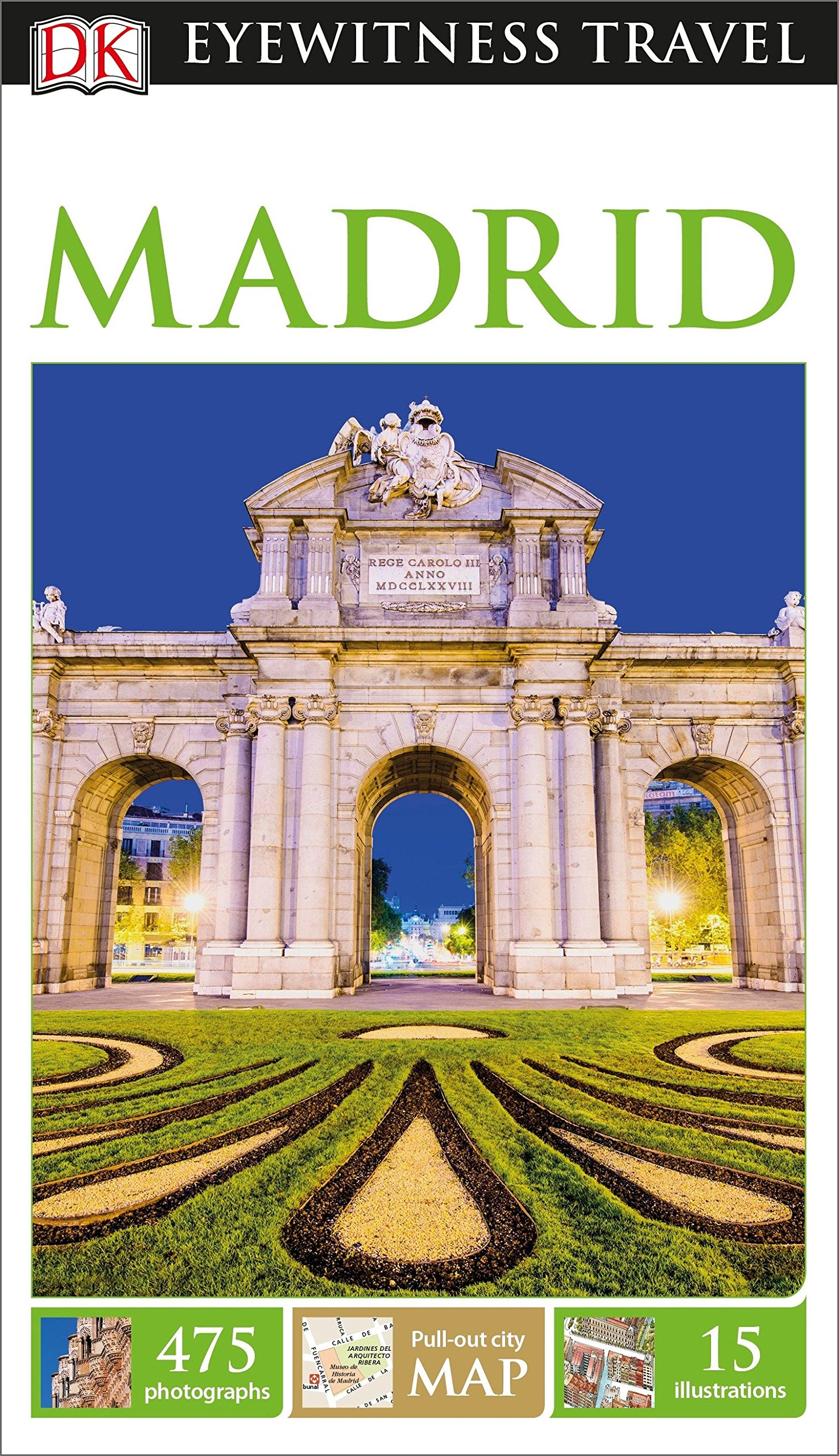 Download DK Eyewitness Travel Guide: Madrid ebook