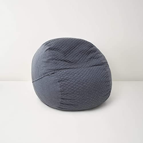 Tuft Needle Pouch The Better Bean Bag Chair Crafted w Proprietary CertiPUR-US Certified Adaptive Foam Soft Quilted Removable Cover Made in USA 100-Day Trial 3-Year Warranty