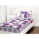 Zipit Bedding Set, Rock Princess - Twin