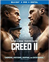 Creed II (Blu-ray + DVD + Digital Combo Pack) (BD)