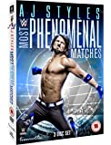WWE: AJ Styles Most Phenomenal Matches [DVD]