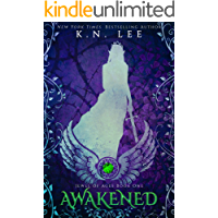 Awakened: Titan Academy for Mages (Jewel of Ages Book 1)