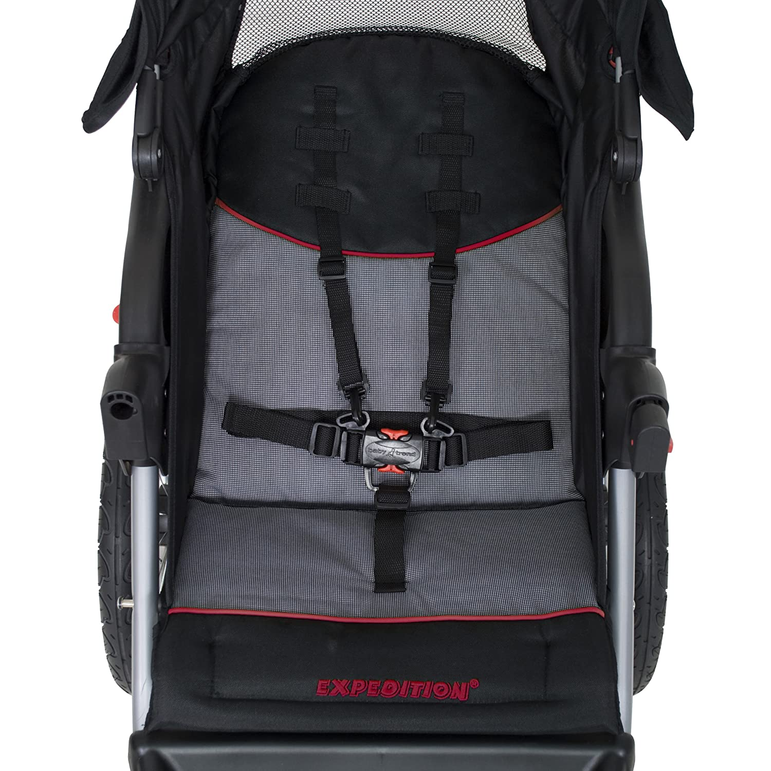 Baby Trend Expedition Lx Travel System Back Infant Car