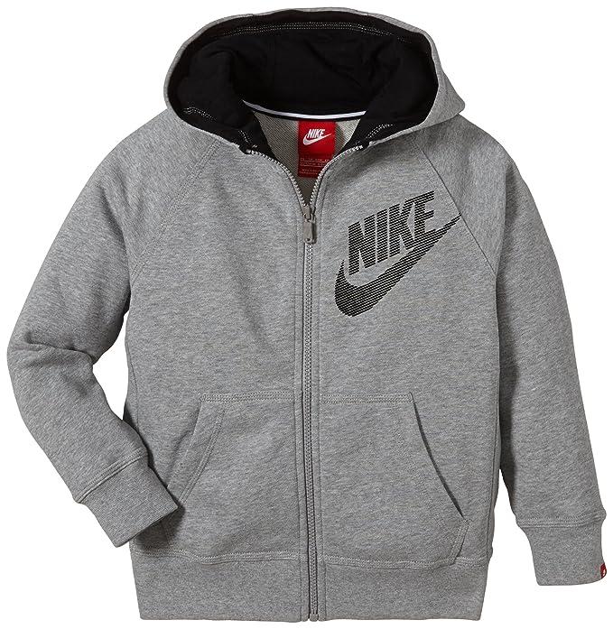 Nike HBR SB FZ 619064 063 - Sudadera con capucha para niños (cremallera completa) Talla:xx-large: Amazon.es: Deportes y aire libre
