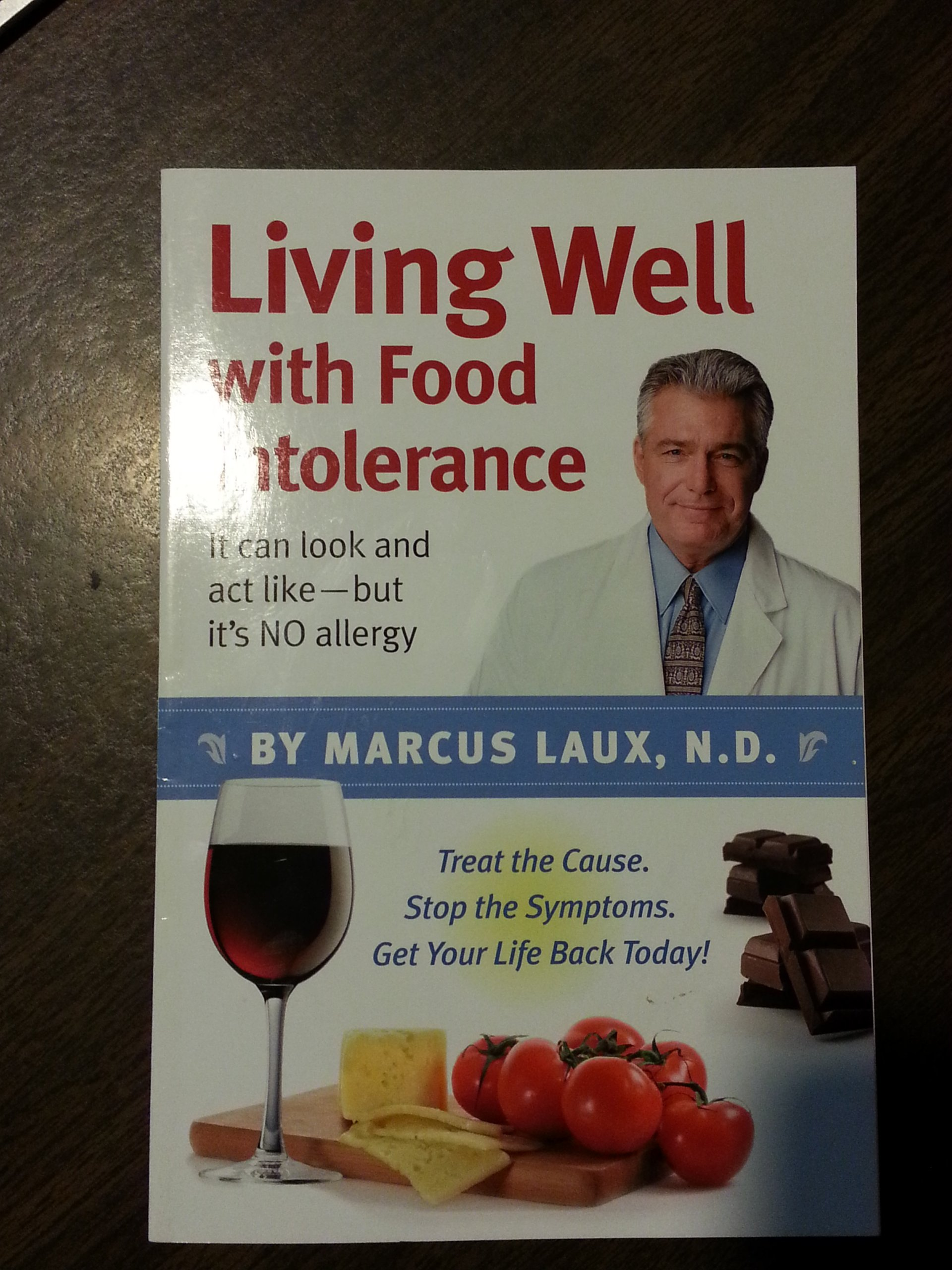 Read Online Living Well with Food Intolerance PDF