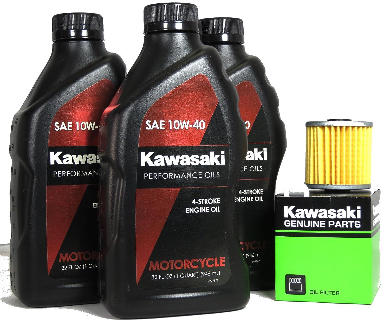 2006 Kawasaki klr650オイル変更キット B00BL51AHU