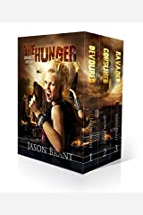 The Hunger Omnibus Edition (The Hunger 1-3) Kindle Edition