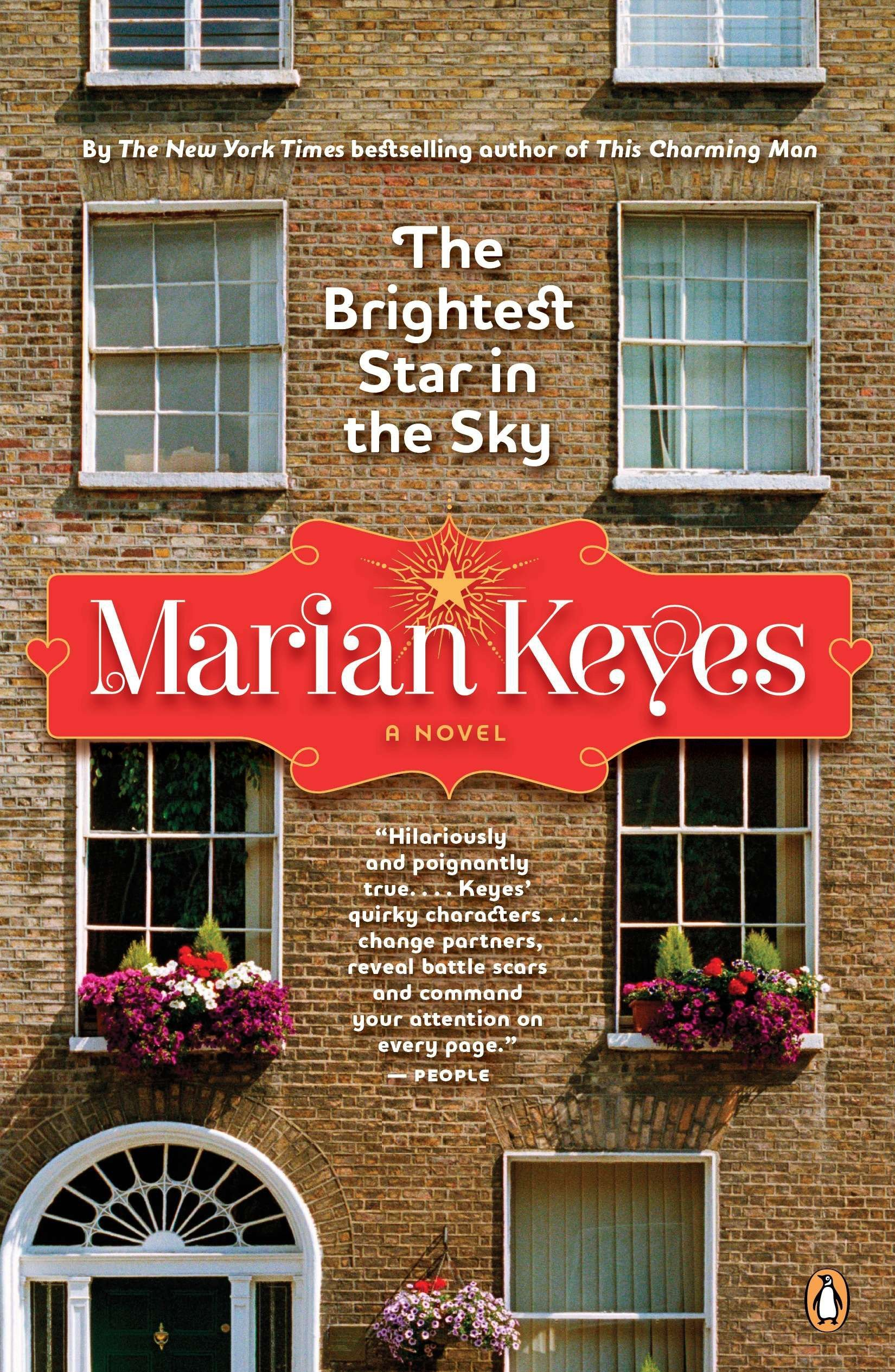 675765c68439e4 The Brightest Star in the Sky  A Novel  Marian Keyes  9780143118497 ...