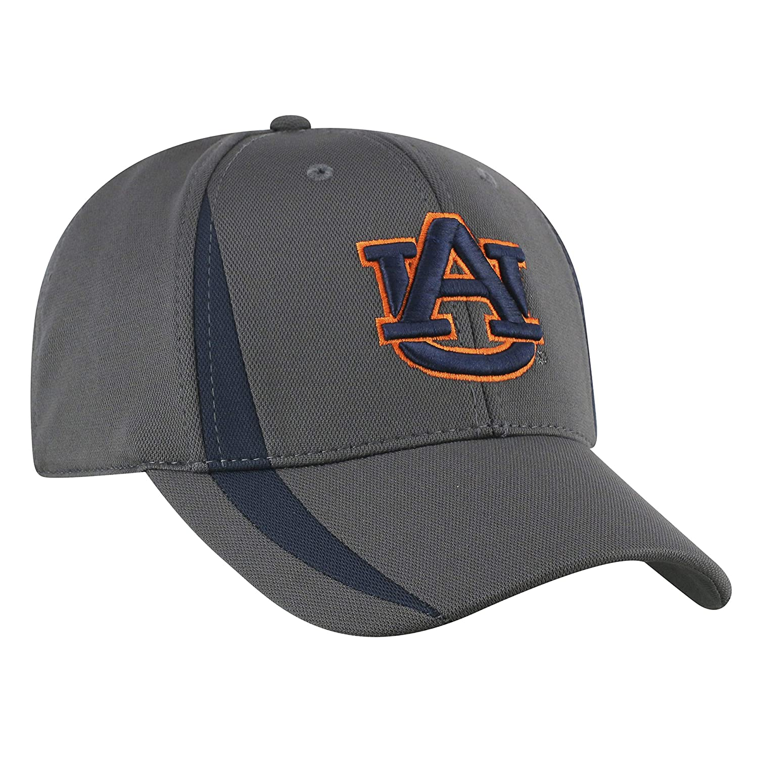 Top of the World NCAA Mens Performance Fitted Charcoal Icon hat