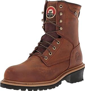 e587fd5c367a Irish Setter Work Men s Mesabi Waterproof Steel Toe Purcture Resistant 8
