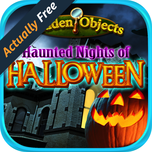 Hidden Objects: Halloween Nights -