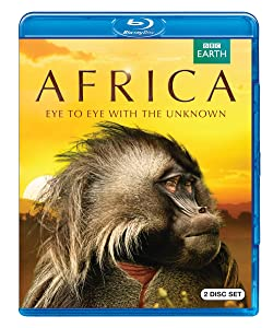 Africa: Eye To Eye With the Unknown [Blu-ray]