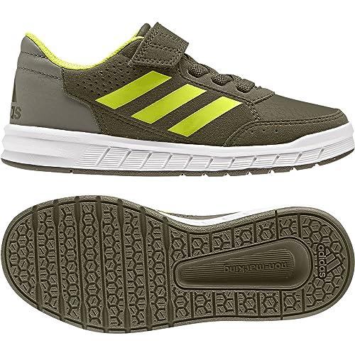 f5b84865f0b02d Adidas Boy s AltaSport El K Traoli Sesoye Tracar Sports Shoes - 4 UK ...