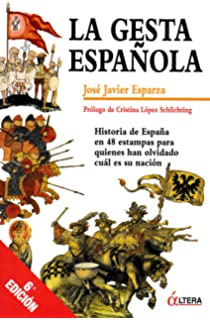 España Épica: Amazon.es: Javier, José: Libros