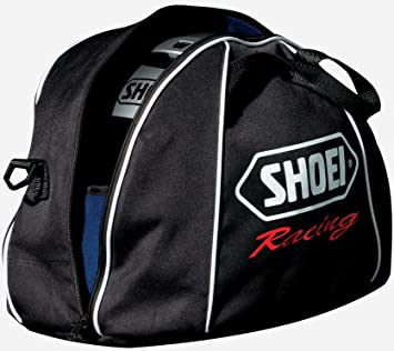 Amazon.es: Shoei Bolsa Casco - Racing Negro Talla Única