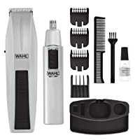 Deals on Wahl Mustache and Beard Trimmer with Bonus Trimmer