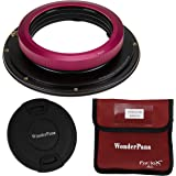 WonderPana 145 Core Filter Holder for Fujifilm XF 8-16mm f/2.8 R LM WR Lens - Ultra Wide Angle Lens Filter Adapter