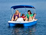 Sun Dolphin Water Wheeler ASL 5 Person Pedal Boat