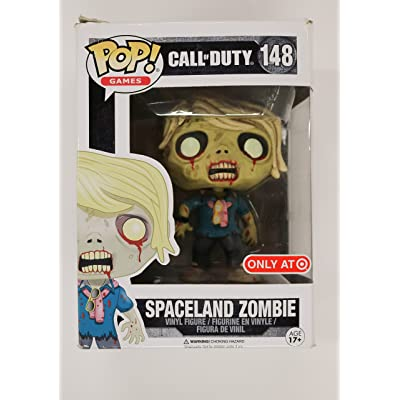 Call of Duty Spaceland Zombie FunKo Pop! Exclusive #148: Toys & Games