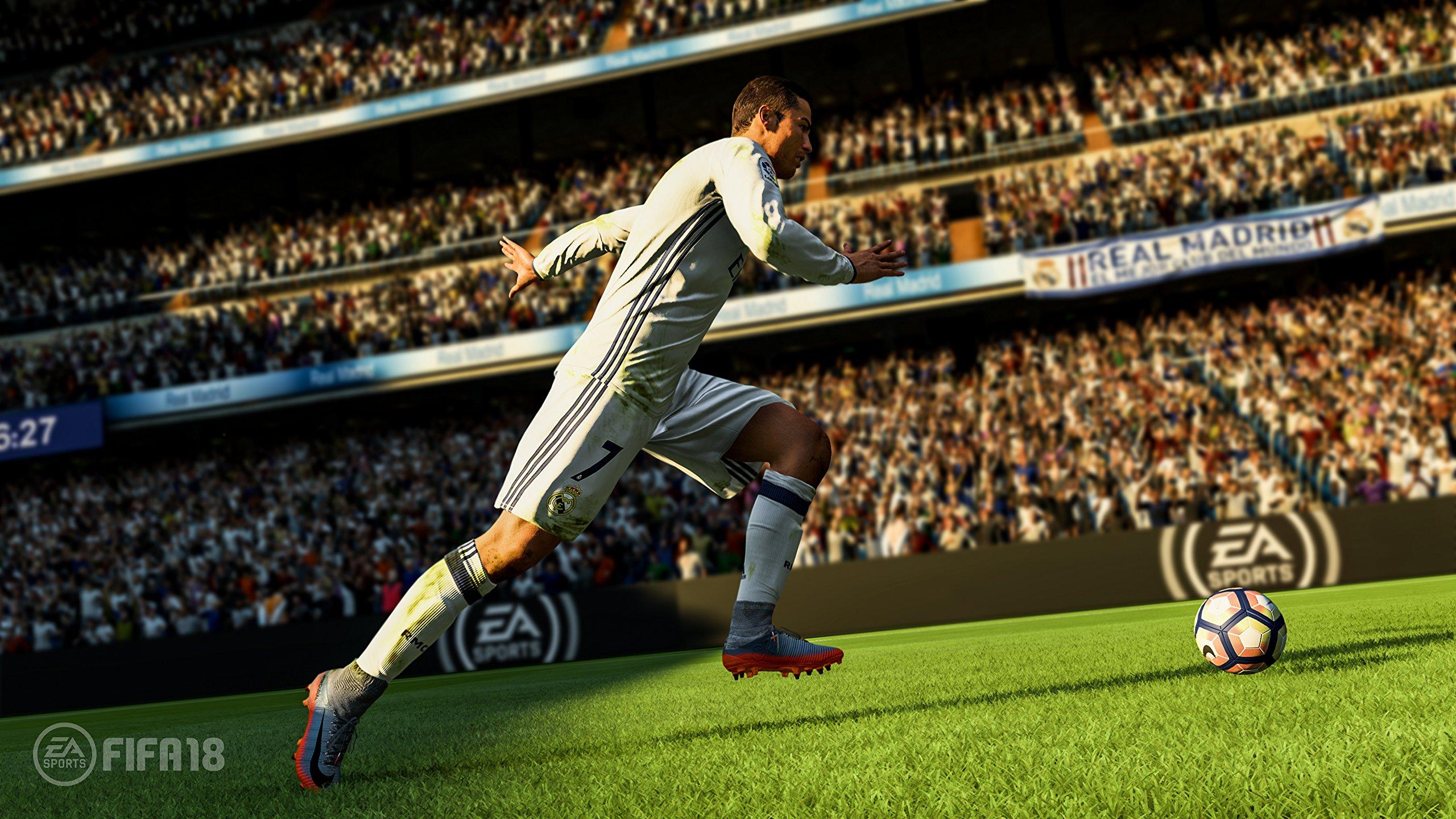Amazon FIFA 18 Icon Edition