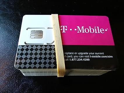 Amazon.com: T-mobile tarjeta SIM con triple corte ...