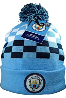 21563051d93bde Manchester City F.C. Authentic Official Licensed Product Soccer Beanie