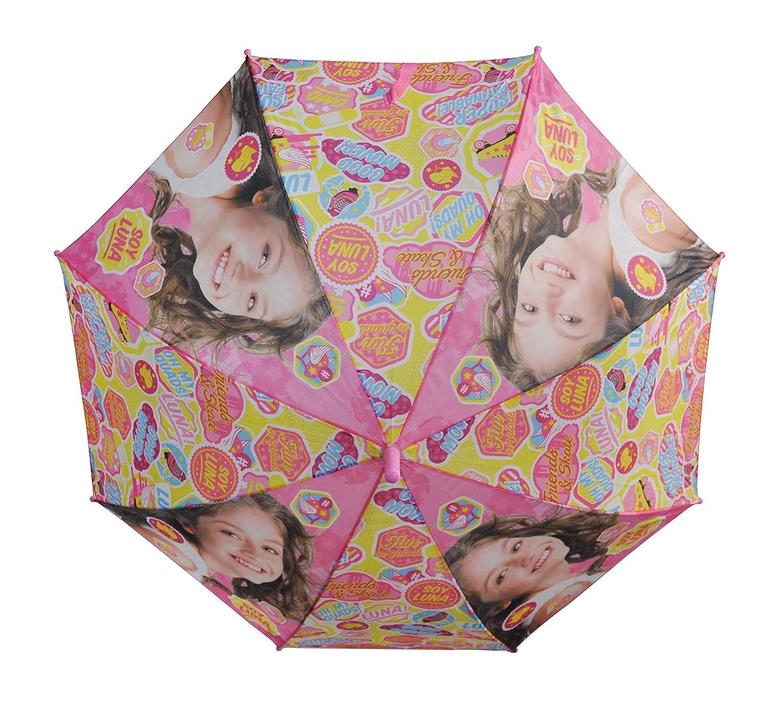 Soy Luna - Paraguas Tela (Colores aleatorios): Amazon.es: Juguetes y juegos