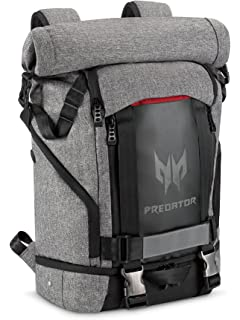 """c9fe76889d1 Acer Predator Gaming Rolltop Backpack 15.6"""" for all Gaming Laptops –  Expandable space up to"""