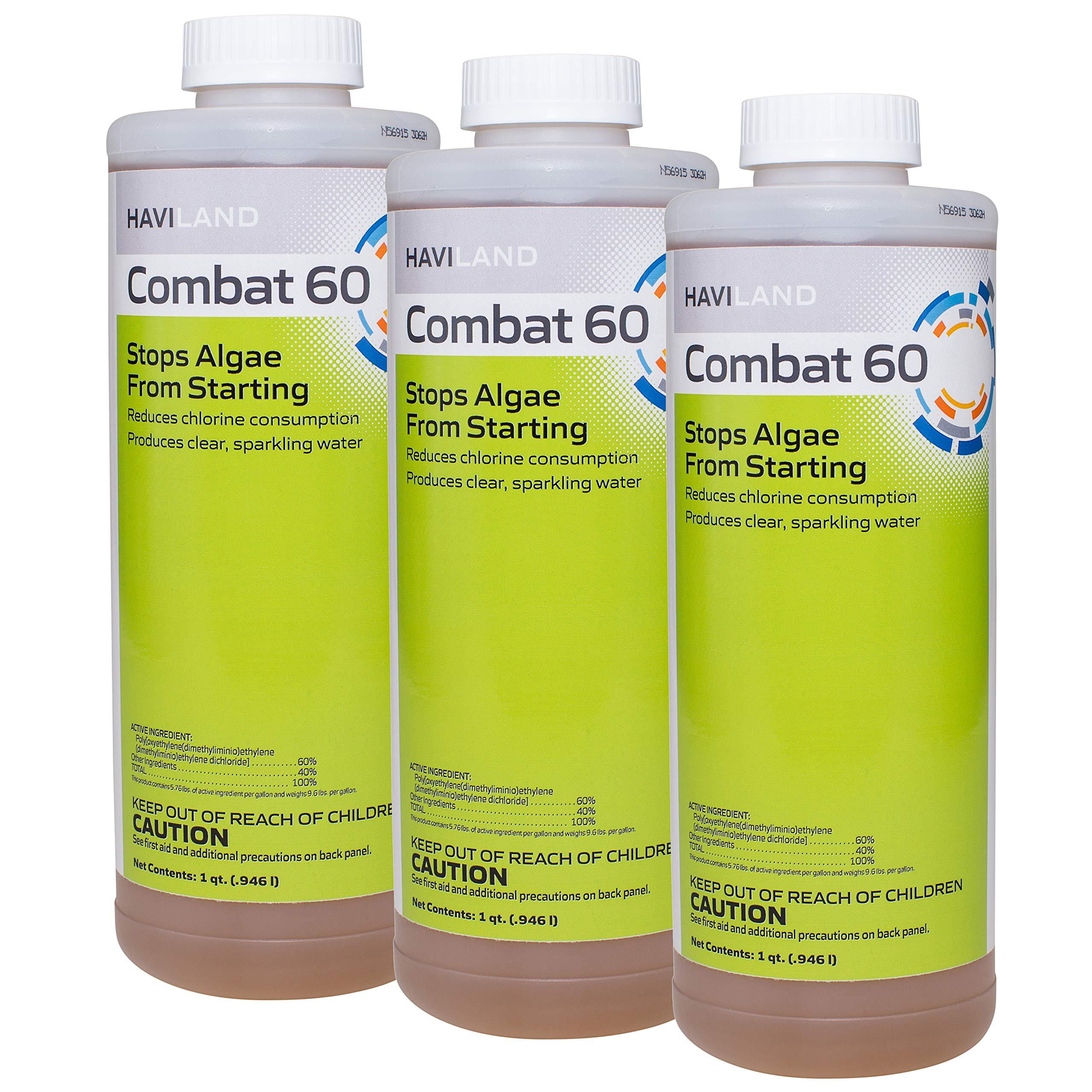 Durachlor Haviland Combat 60 (1 qt) (3 Pack) by Durachlor