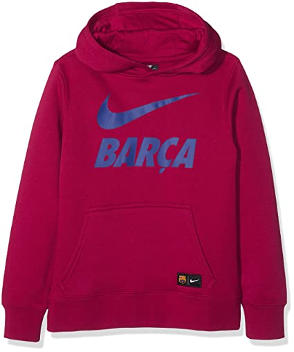 593c5e65c Image Unavailable. Image not available for. Color  NIKE 2018-2019 Barcelona  Core Hoody ...