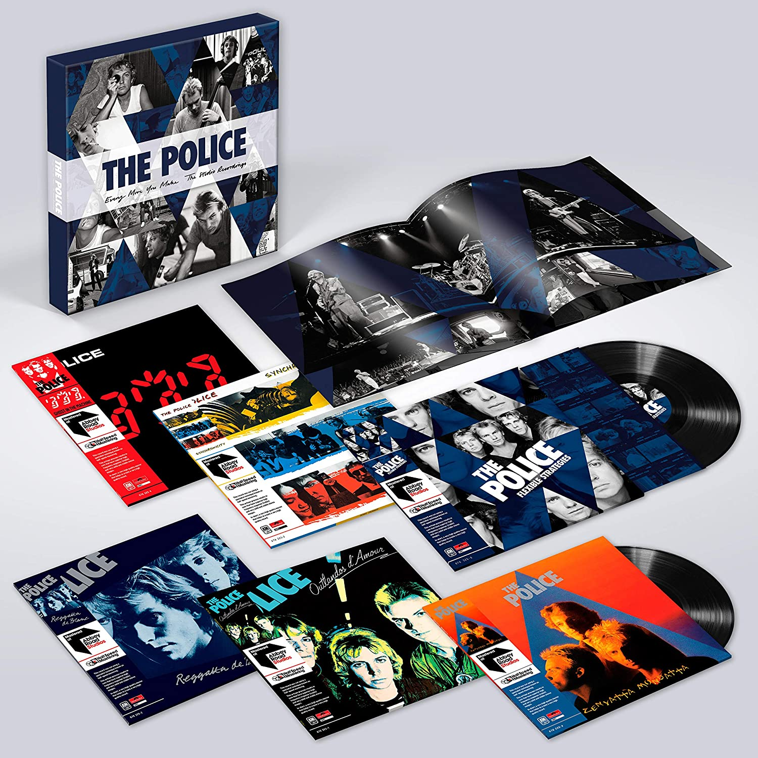 Every Move You Make: The Studio Recordings : The Police: Amazon.es ...