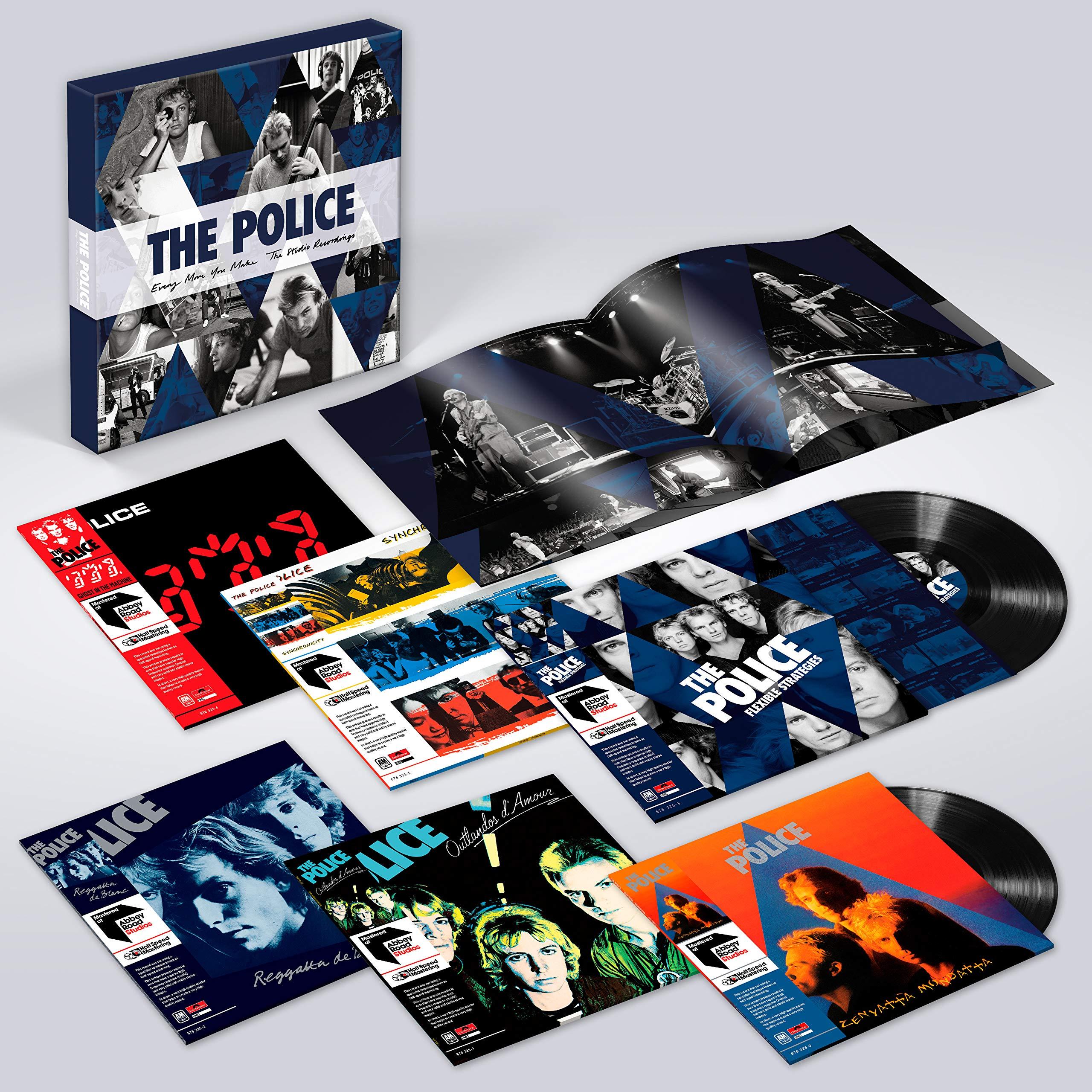 Vinilo : The Police - Every Move You Make: The Studio Recordings (180 Gram Vinyl)