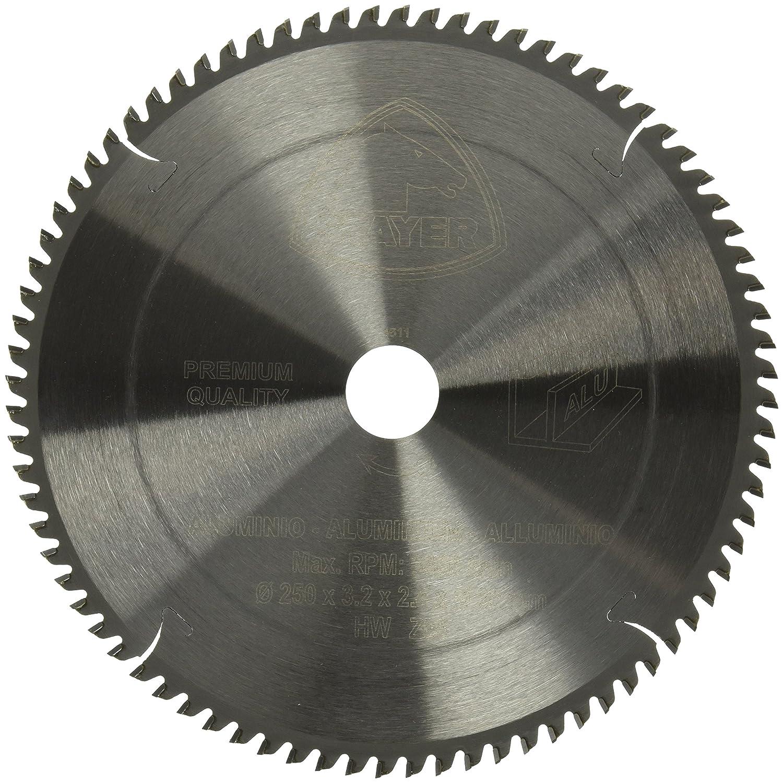 Stayer Disque Widia aluminium Ø 30 x 250 x 3, 2 Z-80 disques Widia coupe/alu 2.154