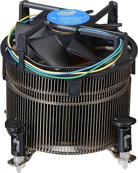 Intel BXTS15A - Ventilador de CPU para procesadores Intel: Intel ...