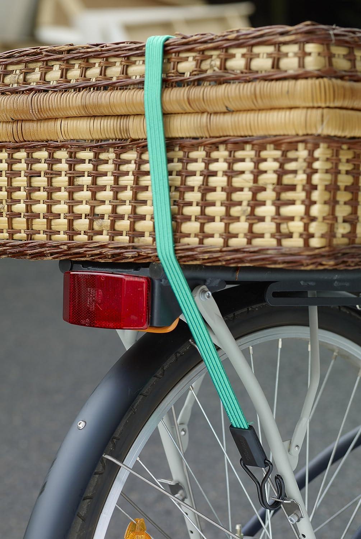 Master Lock flach Bungee Bike Lock