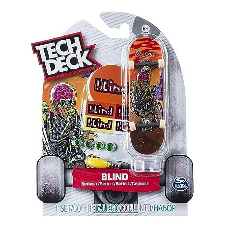 Bizak Tech Deck 6192/3600 - TD 96Mm Basic Boards, modelos surtidos, 1 unidad