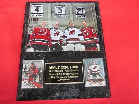Image Unavailable. Image not available for. Color  Scott Stevens Martin  Brodeur Niedermayer Daneyko New Jersey Devils ... 4b317f2d5