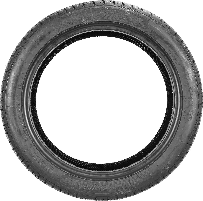 245//45R18 100H Nankang NS-25 UHP All-Season Radial Tire