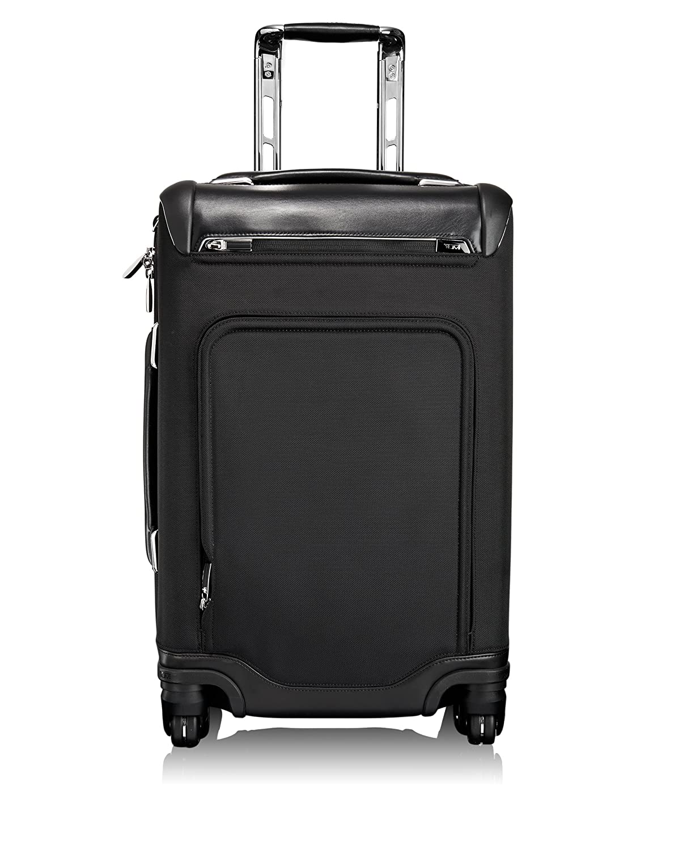 [トゥミ]TUMI 公式 正規品 ARRIVE 「ジュリアス」インターナショナルエクスパンダブルキャリーオン 0255060 B01B14I7GWブラック