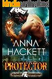Protector: A Scifi Alien Romance (Galactic Gladiators Book 4) (English Edition)