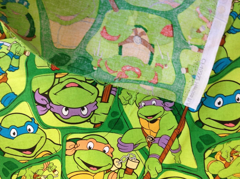 Amazon.com: Teenage Mutant Ninja Turtles on Shell Impresión ...